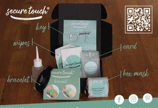 Secure Touch, un progetto unico che mette al primo posto l'igiene