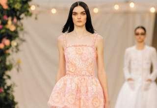 La collezione Chanel Haute Couture Primavera/Estate 2021