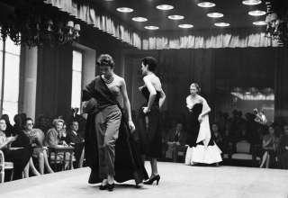 70° anniversario della prima sfilata di moda Made in Italy