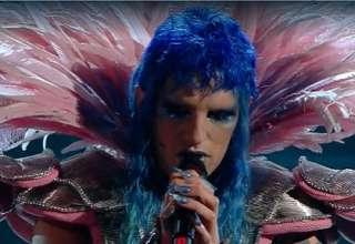 Achille Lauro, protagonista indiscusso del Festival di Sanremo 2021