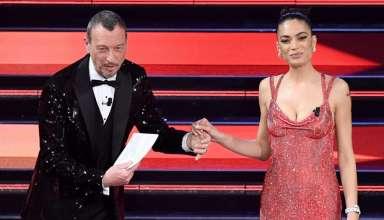 Sanremo 2021: Elodie incanta sul Palco dell'Ariston