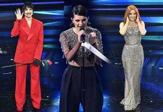 Sanremo 2021: i look della prima serata del Festival