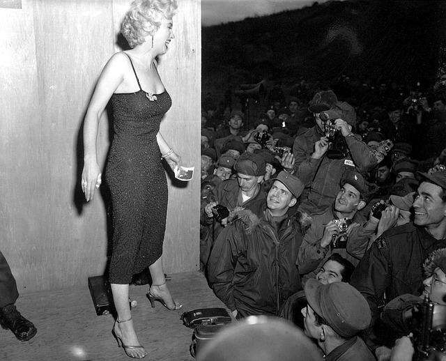 Marilyn ha reso immortali alcune scelte di stile