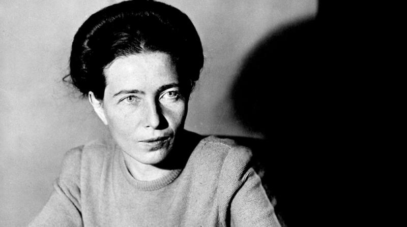 Simone De Beauvoir, icona femminista di bellezza e stile