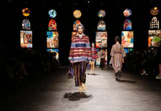 Dior prêt-à-porter SS21: un vero e proprio omaggio all'arte