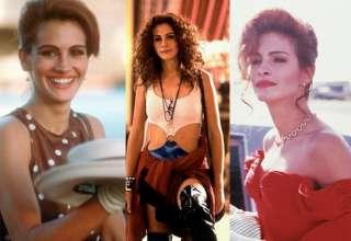 Julia Roberts e la moda degli Anni '90
