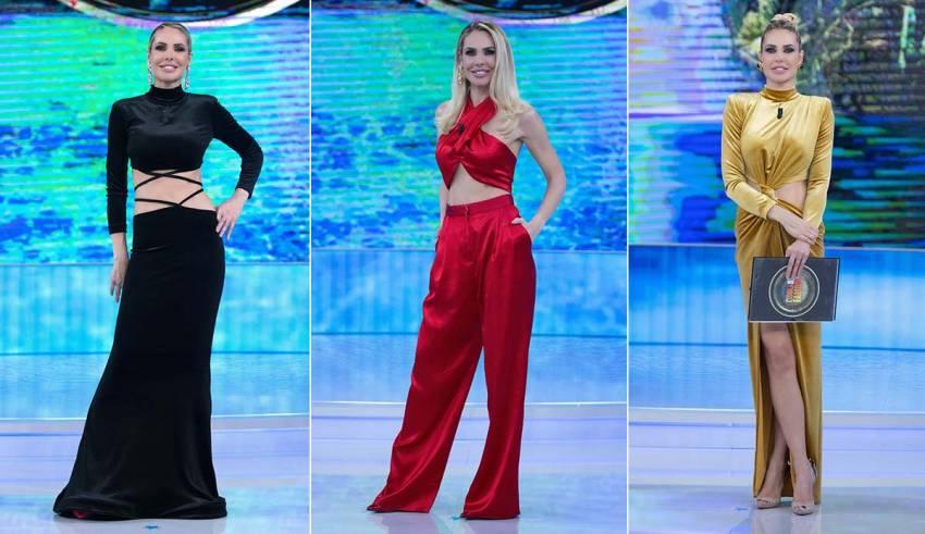 Ilary Blasi, l'anima del reality in prima serata su Canale 5