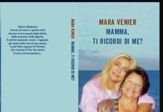 Mamma, ti ricordi di me? Il nuovo libro di Mara Venier