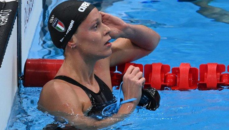 Olimpiadi Tokyo 2020, Federica Pellegrini colpisce ancora!
