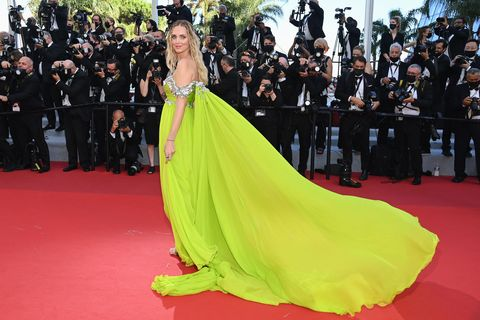 Cannes 2021, Ferragni
