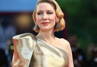 Cate Blanchett, una delle star più eleganti e raffinate