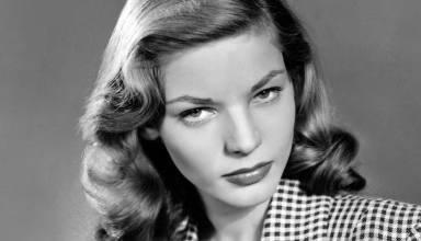 """Lauren Bacall, la Diva dallo """"sguardo di ghiaccio"""""""