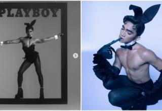 """PlayBoy: un """"coniglietto"""" sulla cover digitale del magazine"""