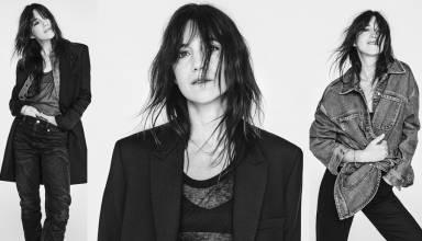 La capsule collection di Charlotte Gainsbourg per Zara